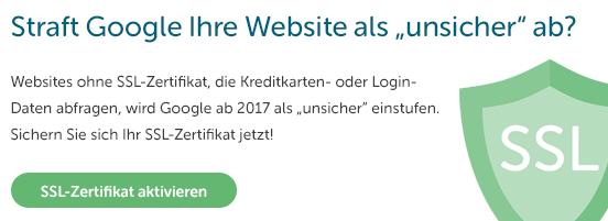 Host Europe SSL